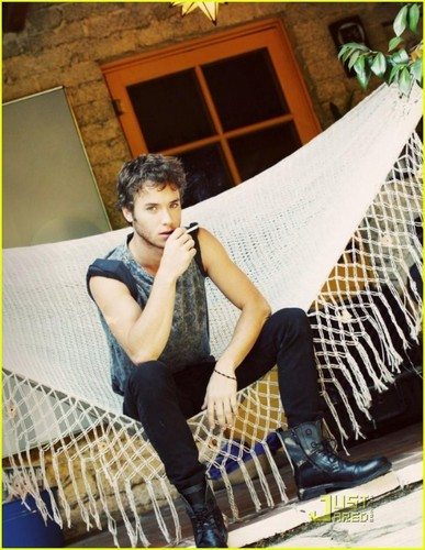 Jeremy Sumpter wallpaper probably with a sign, a living room, and a street called jeremy