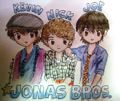 jonas brothers 4ever!!!