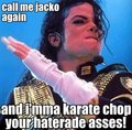 lEAVE HIM ALONE U NO GOOD DAMN PEOPLE!! - michael-jackson photo