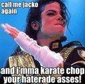lEAVE HIM ALONE U NO GOOD DAMN PEOPLE!! - michael-jackson photo
