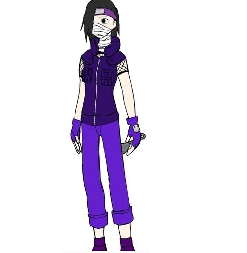 me as a ninja!