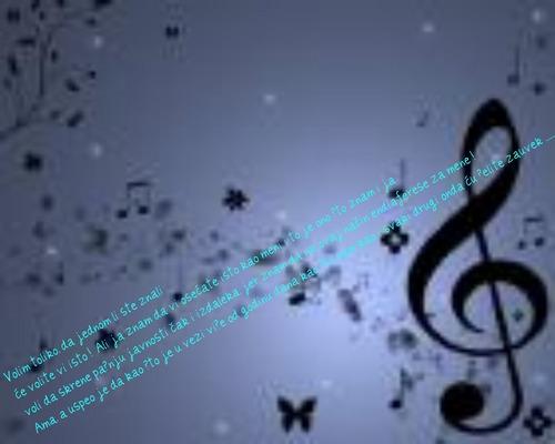 muziek lyrics