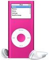 my ipod(pink)