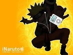 naruto ipod - ipod Photo