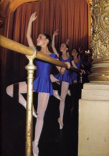 Ballet wallpaper entitled opera de paris (ballet)