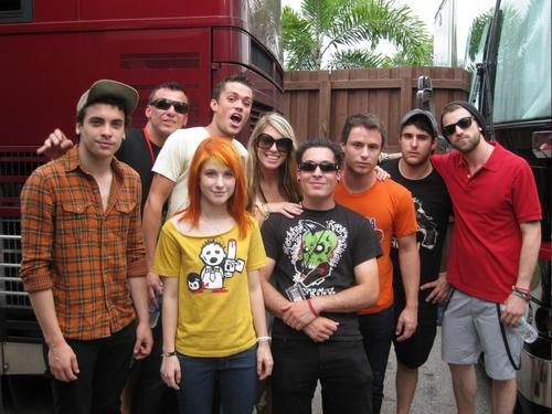 Paramore fanclub