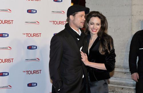 """premiere of """"The Tourist"""""""