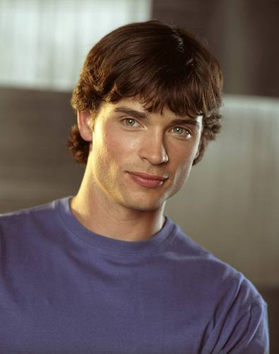 Tom Welling Hintergrund with a portrait called Smallville