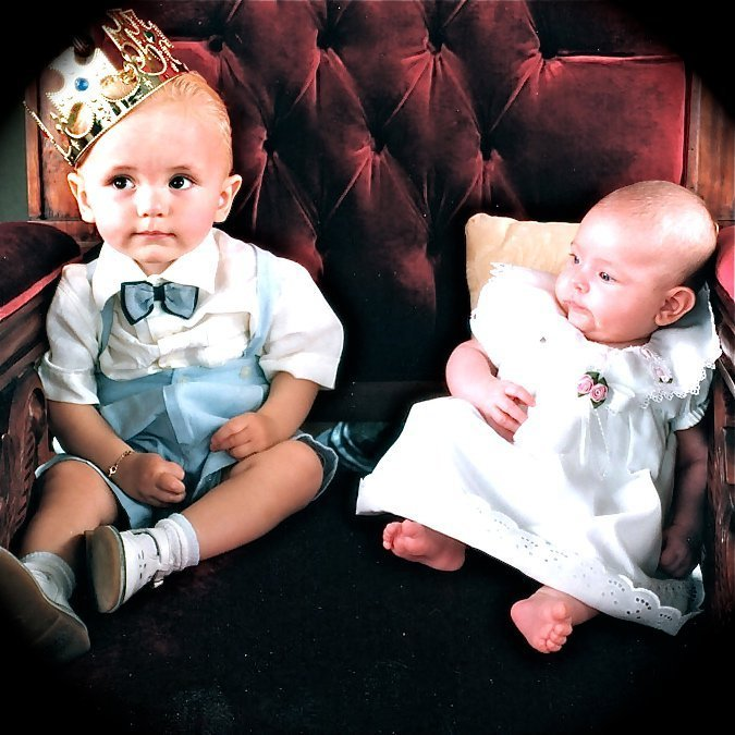 so cute <3 - prince-michael-jackson photo