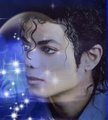 u re brighter then the moon and all the stars in this universe♥♥  - michael-jackson photo