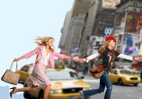 2004 - New York Minute