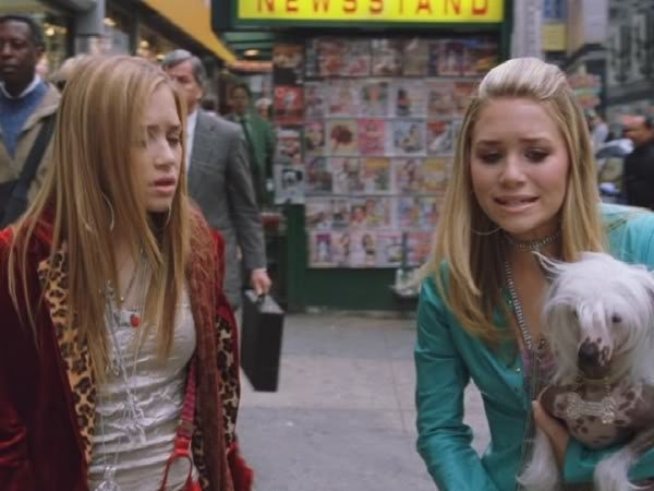 Reviewing Every Movie I Own: New York Minute New York Minute Movie Mary Kate