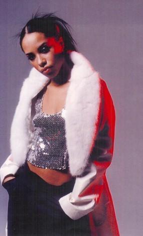 Aaliyah Dana Haughton <3