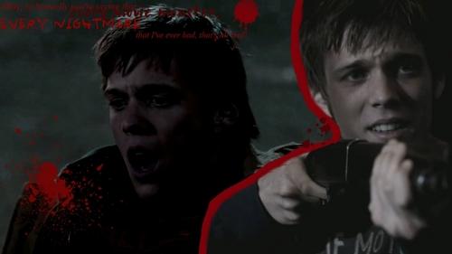 Adam Milligan Winchester achtergrond
