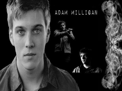 Winchester Girls wallpaper called Adam Milligan/Winchester:)