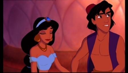 Princess jimmy, hunitumia karatasi la kupamba ukuta with anime entitled Aladdin-Back to Normal