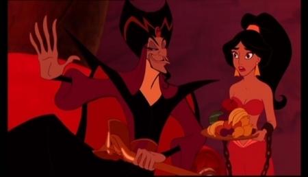 Aladdin Jafar In Power Princess Jasmine Image 18133019