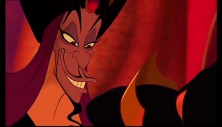 Aladdin-Jafar in Power