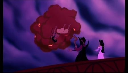 Aladdin-The Genie's New Master
