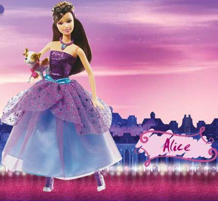 Alecia Doll