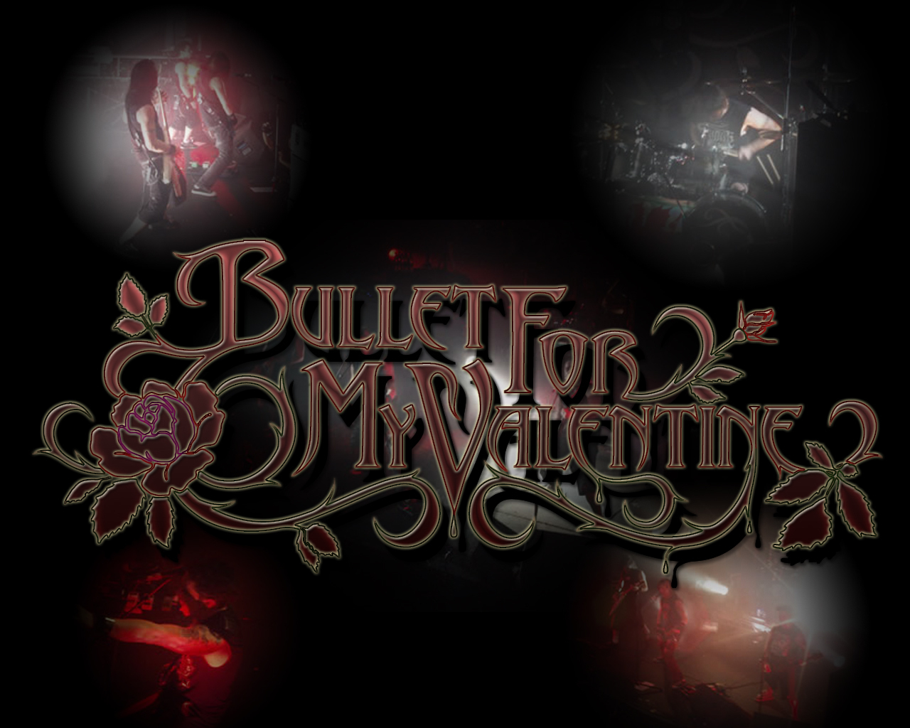 Bullet For My Valentine Images All These Things I Hate Revolve