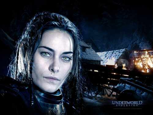 Amelia - underworld Evolution
