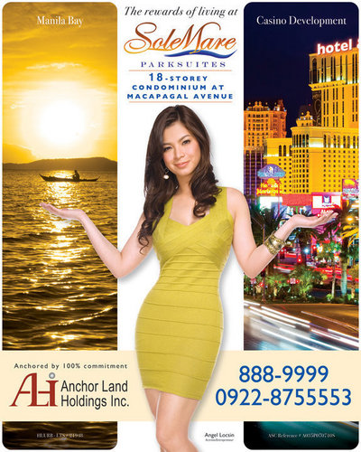 Angel Locsin for SoleMAre PArksuites - angel-locsin Photo