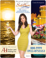 Angel Locsin for SoleMAre PArksuites