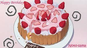 animê cake