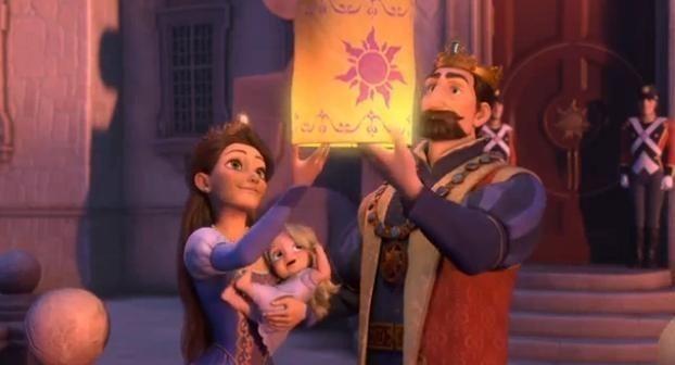 Baby Rapunzel Rapunzel And Flynn Photo 18187897 Fanpop Page 4