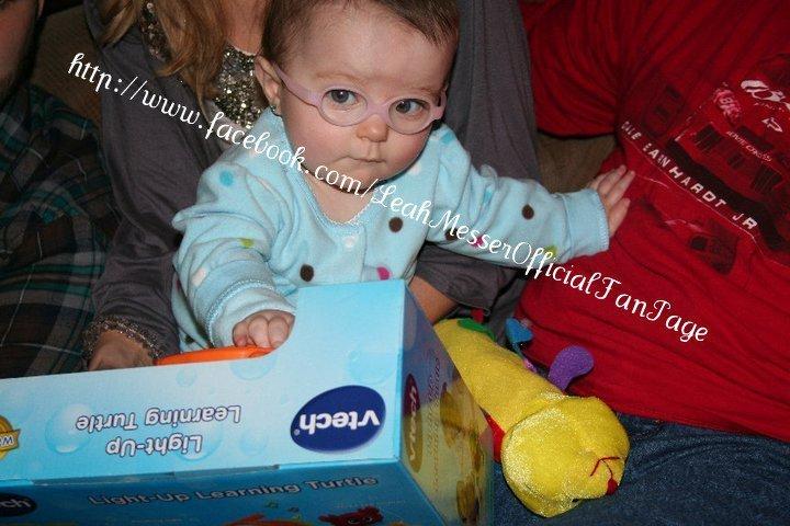 Baby's First Christmas! (Aliannah)