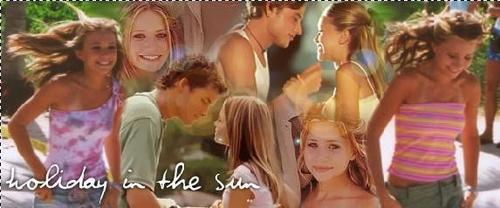 Banner - 2001 - Holiday in The Sun