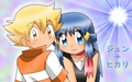 Barry and Dawn - jun-pokemon photo