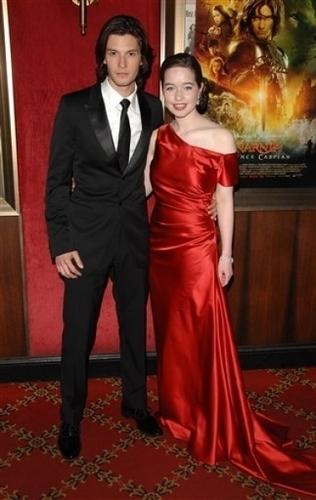 Ben Barnes & Anna Popplewell