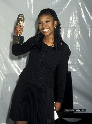 brandy @ 1st Annual Soul Train Lady of Soul Awards