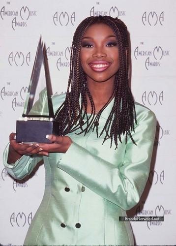 brandewijn, brandy @ 23rd Annual American muziek Awards
