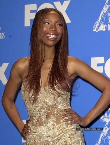 ব্র্যান্ডি @ 32nd NAACP Image Awards