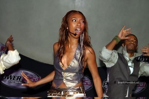 ব্র্যান্ডি @ Afrodisiac Album Release Party