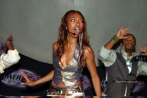 brandy @ Afrodisiac Album Release Party
