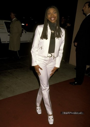 Brandy @ The 38th Annual GRAMMY Awards - Arista Records Pre-GRAMMY Party