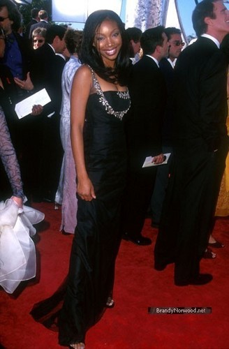 Brandy @ The 51st Annual Emmy Awards