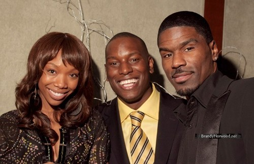 Brandy @ Tyrese Hosts Birthday Party at The Cabana Club