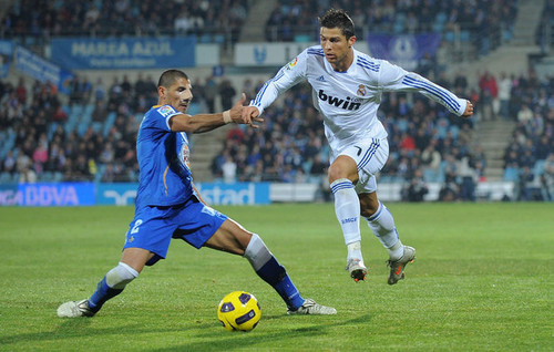 C. Ronaldo (Getafe - Real Madrid)
