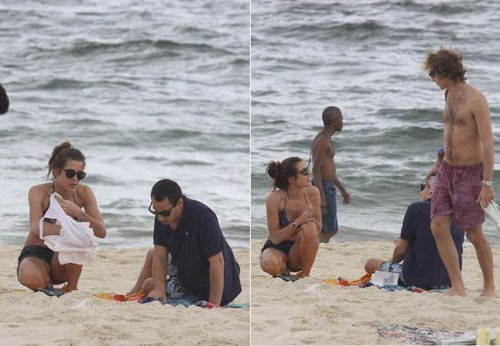 charlotte Casiraghi in Rio