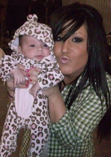 Chelsea Houska From Teen Mom 2