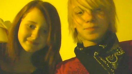 Ciaran and Sofie