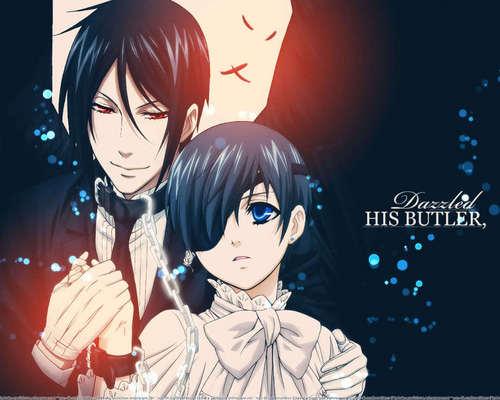 Ciel x Sebastian