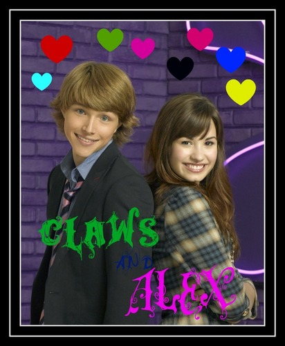 Claws and Alex