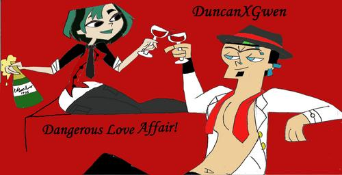 Dangerous amor Affair!