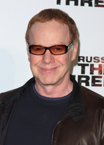 Film Composers wallpaper containing sunglasses entitled Danny Elfman
